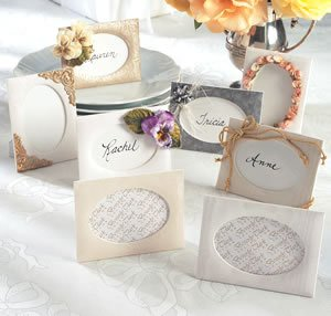 Not Just For Weddings But Perfect Showers Teas Dinner Parties Holidays Fundraisers Or Corporate Events Picture Frame Placecards Advise Guests Of