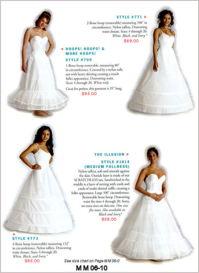 Judaica store children 39 s slips for Top 10 wedding registry stores